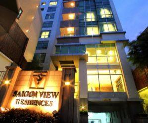 Saigon View Residences, Nguyễn Cửu Vân, Bình Thạnh