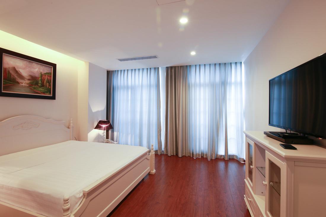 căn hộ dịch vụ Thái Văn Lung