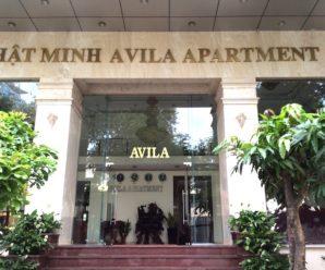 Căn hộ Avila Serviced Apartment – quận 1