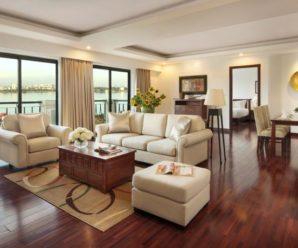 Căn Hộ Dịch Vụ Elegant Suites Westlake, Đặng Thai Mai, Tây Hồ