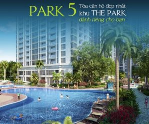 Căn Hộ Park 5 – Vinhomes Central Park, Bình Thạnh