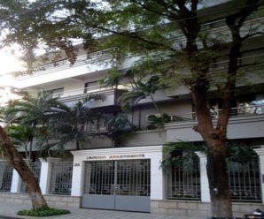 Căn hộ đường Hồ Xuân Hương, quận 3