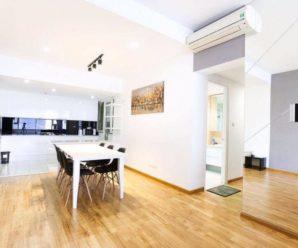 Cho thuê căn hộ dịch vụ ngắn hạn theo ngày tại Bình Thạnh