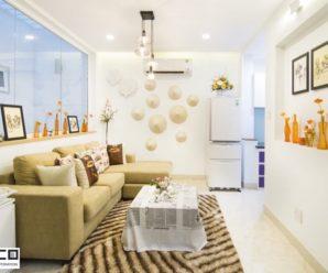 Cho thuê căn hộ ngắn hạn theo ngày tại home stay đối diện chợ Bến Thành