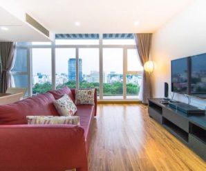 Cho thuê căn hộ cao cấp ngắn hạn theo ngày tại đường Ký Con, Bến Thành, Quận 1