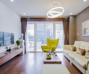 Cho thuê căn hộ dịch vụ ngắn hạn tại Quận 3