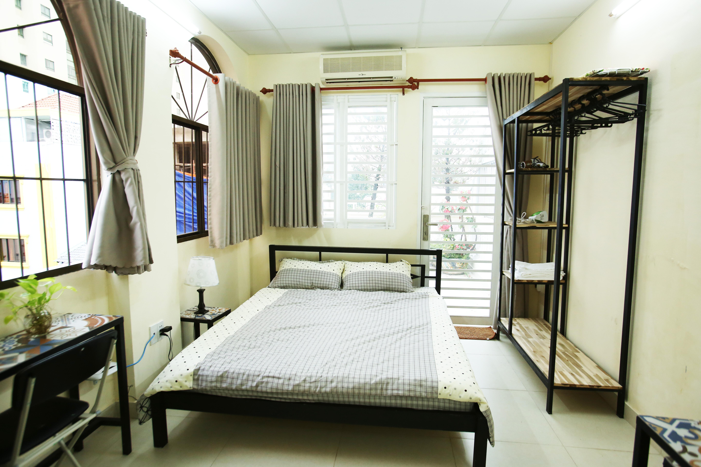 Cho thuê căn hộ đường Nguyễn Bỉnh Khiêm, quận 1