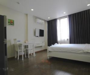 Cho thuê căn hộ đường Nguyễn Siêu, quận 1