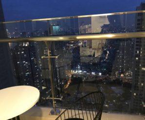 Cho thuê căn hộ dịch vụ tại Vinhomes Central park, Bình Thạnh