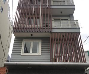 Cho thuê căn hộ đường Nguyễn Hữu Cảnh, quận Bình Thạnh